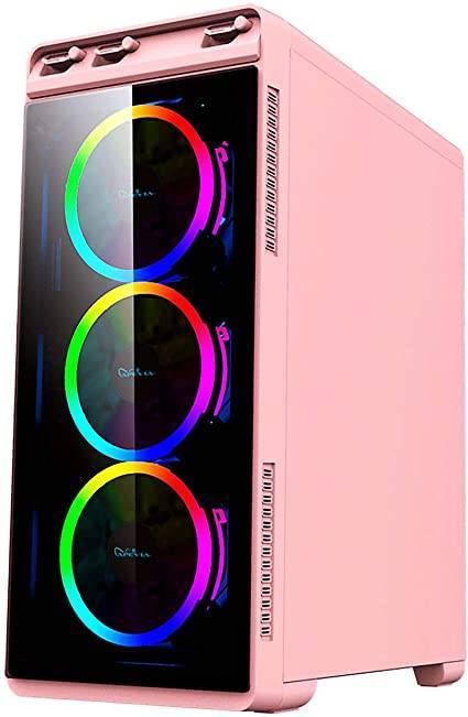 Apevia Aura: Best Pink Premium PC Case