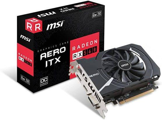 MSI Aero Radeon RX 560