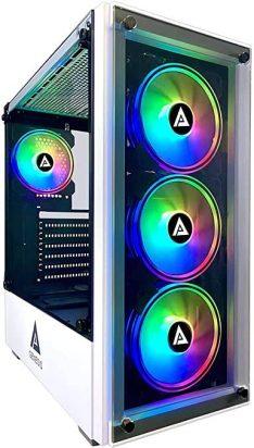 Apevia Genesis: Best Pink Micro ATX Case