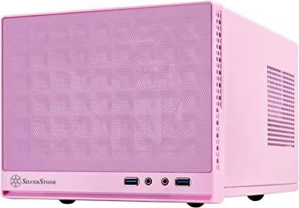 SilverStone Technology: Mini-ITX Pink Case
