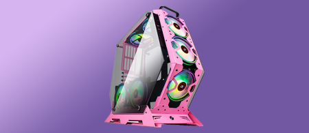 Best Pink PC Cases – Review & Buying Guide